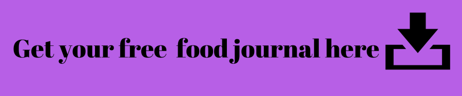 food journal download